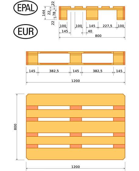 Fabelhaft Palettenversand - Preise vergleichen & bis zu 70% sparen! | Pamyra.de #ZT_52