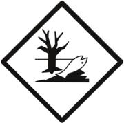 Piktogramm für Umweltgefährdende Gefahrgüter